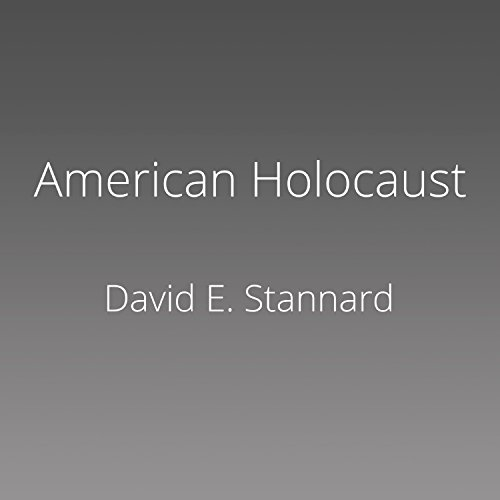 American Holocaust audiobook cover art