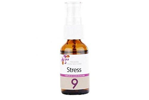 Dr Theiss N°9 Streß, Bio-Spray, Bach-Blütentherapie, 20 ml …