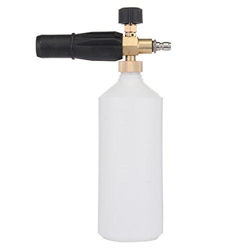 C-FUNN Espuma De Nieve Lance Jabón Botella para La Presión del Coche Lavadora Spray Pistola