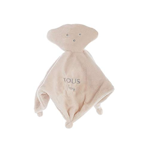 Tous Baby- Mantita de Seguridad, Color Beige (T.Bear-602_00014_0/36M)