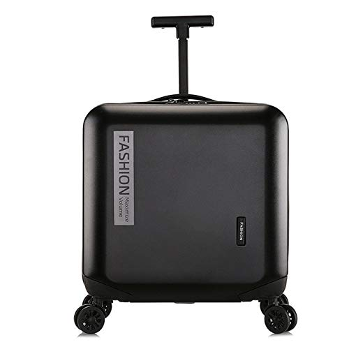 Mdsfe 18'20' 26'inch Zipper suitcase on wheels rolling luggage carry on luggage set woman travel suitcases with wheels black, 24