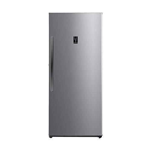 Midea Vollraum Kühl-/Gefrierschrank, Wildkühlschrank, inkl. Türschloß, 195 cm hoch, 594 Liter Gefrier- oder Kühlvermögen, NoFrost, Allaround Cooling