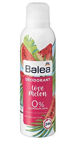 Balea Love Melon Deodorant,1 x 200 ml, 0% Aluminium