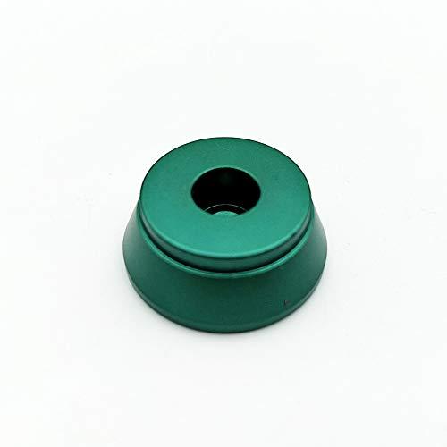 Myuanc RDA/RTA/RDTA Base de soporte para atomizador sin rosca, color bonito