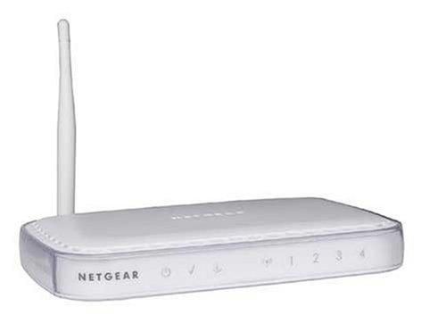NETGEAR DG834GUK DG834G 54Mbps Wireless ADSL2+ Modem Firewall Router with...