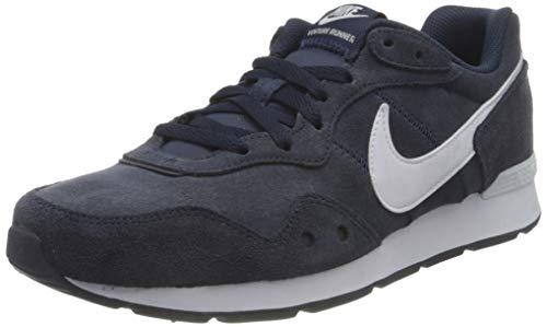 Nike Venture Runner Suede, Zapatillas para Correr Mujer, Obsidian White Obsidian, 40.5 EU