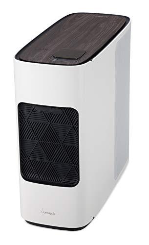 Acer ConceptD 700 Creator PC - (Intel Xeon E-2228G, 64GB RAM, 1TB SSD and 1TB HDD, Nvidia Quadro RTX 4000, Windows 10 Pro, White)