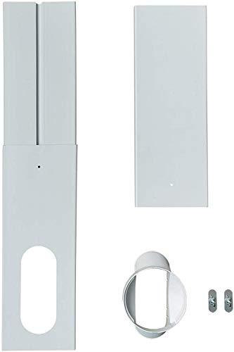 Guarnizioni Per Finestre, Finestra Scorrevole Mobile Aria Condizionata Kit Di Guarnizioni In PVC Per Condizionatori D'aria Portatili Con Tubo Di Diametro Aria Condizionata CA Da 15 Cm (Tubo da 13 cm)