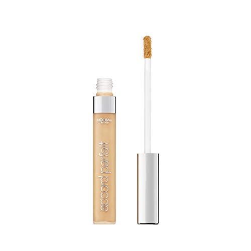 L'Oréal Paris Perfect Match Concealer 3.N Creamy Beige, korrigiert Augenringe, kaschiert kleine Makel und hellt Schattenzonen im Gesicht auf