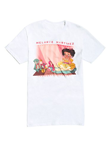 Hot Topic Melanie Martinez Cry Baby Doll T-Shirt