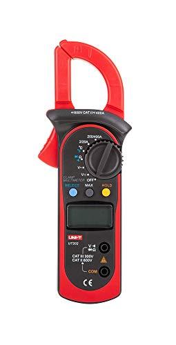 UNI-T MIE0068 - Pinza multimetro digitale UT202 DC Volt AC