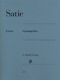 GYMNOPEDIES - gearrangeerd voor piano [Noten / Sheetmusic] Componist: SATIE ERIK