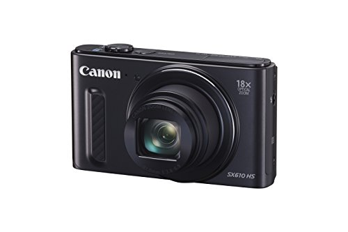 Canon Powershot SX610 HS 18 Multiplier_x