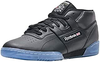 BS7447 Workout MID Clean BWI Black Sneaker
