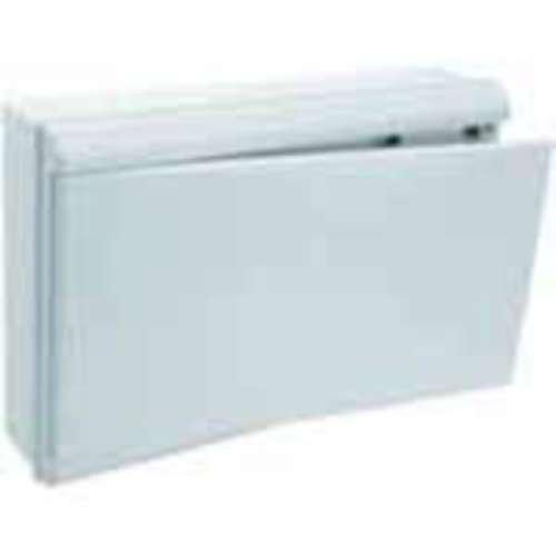 Solera 5220CB - Conjunto caja, tapa, marco y puerta blanco para ...
