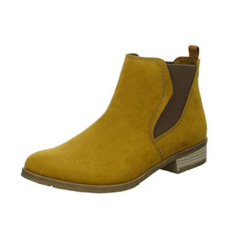 MARCO TOZZI Damen 2-2-25321-35 Chelsea-Stiefel, Mustard, 36 EU