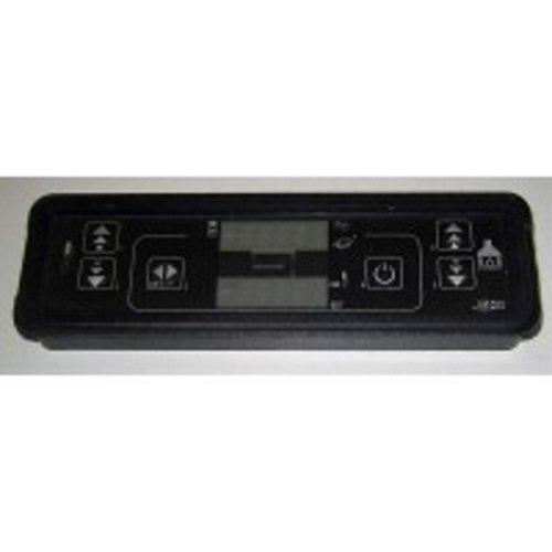 Tastiera display LED Micronova C025 per stufe: ARCE, BIASI, CADEL, DEVILLE, ECOTECK, RAVELLI , UNGARO
