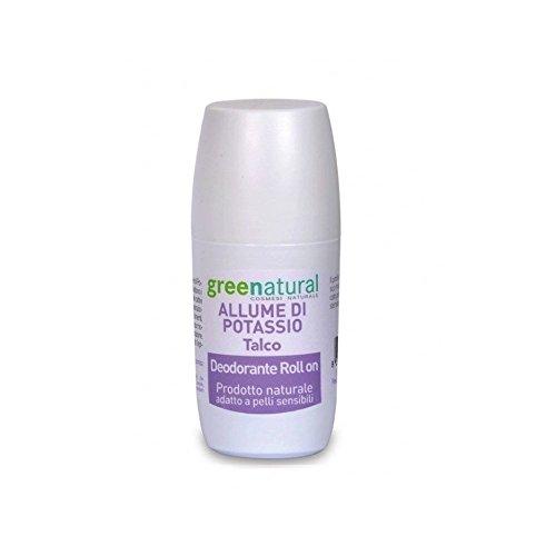 Desodorante Roll On–Talco greenatural