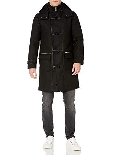 LAMARQUE Men's Henry Italian Wool D…