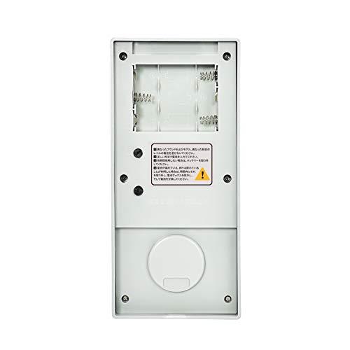 トイレ用擬音装置消音器流水音発生器音消し擬音機流水音衛生電池/壁付け節水ECOメロディー