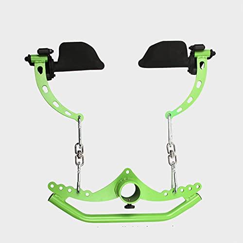LKP Mango De Tracción para Musculacion Cable Agarres para Gym Barra Triceps De Ejercicio Accesorios De Culturismo para Maquina Gimnasio