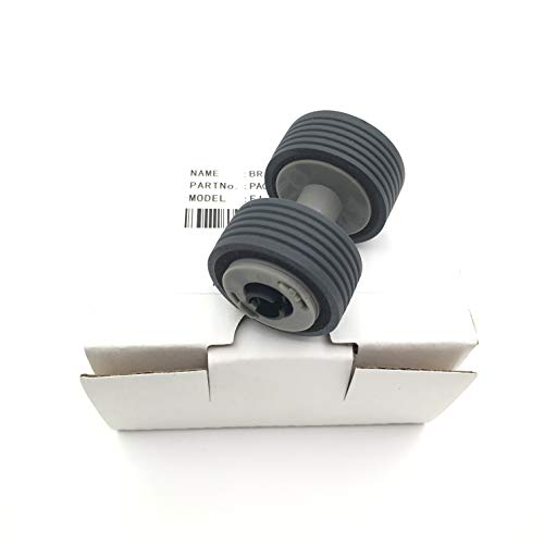 OKLILI PA03540-0001 Brake Roller Compatible with fi-6130 fi-6230 fi-6130Z fi-6125 fi-6230Z fi-6140 fi-6140Z fi-6240 fi-6240Z fi-6225 IX500 IX1500 Photo #2