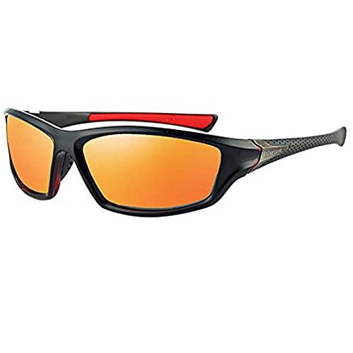 Flybiz Herren Damen Polarisierte Mode Sonnenbrille mit UV400 Schutz Unisex Luxus Klassische Brille, Polarisierte Treiber Glasses Sport Sonnenbrillen Ultra leicht