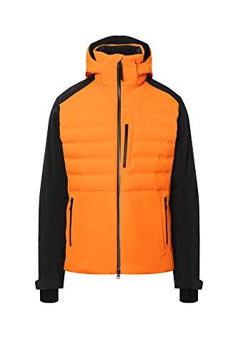 Bogner Fire + Ice Mens Erik Orange, Herren Regenjacke, Größe 48 - Farbe Bright Orange