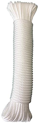 Future 213105 Hilo Riel Polipropileno, Blanco, 2.8 mm x 20 m
