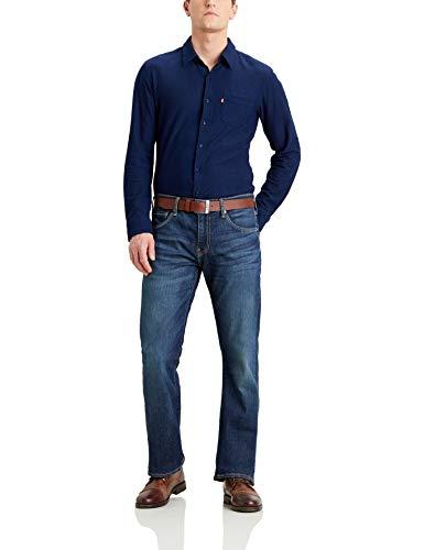 Levi's Herren 527 Slim Boot Cut Jeans, Straßenausschlag ADV, W34/L32