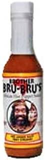 Brother Bru Bru's African Hot Sauce (Pack of 3)