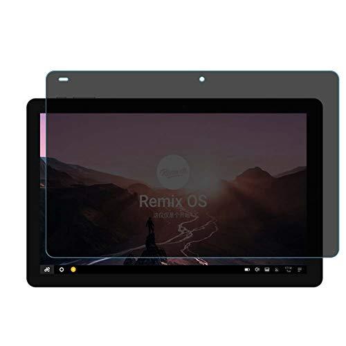 """Vaxson TPU Pellicola Privacy, compatibile con Chuwi Vi10 Plus Hi10 Plus 10.8"""", Screen Protector Film Filtro Privacy [Non Vetro Temperato Cover Custodia ]"""