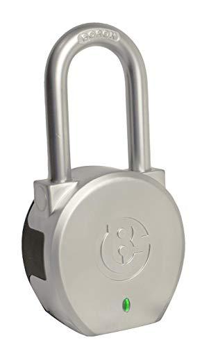 Brilliant Guard Heavy Duty Smart Portable Keyless Bluetooth Padlock