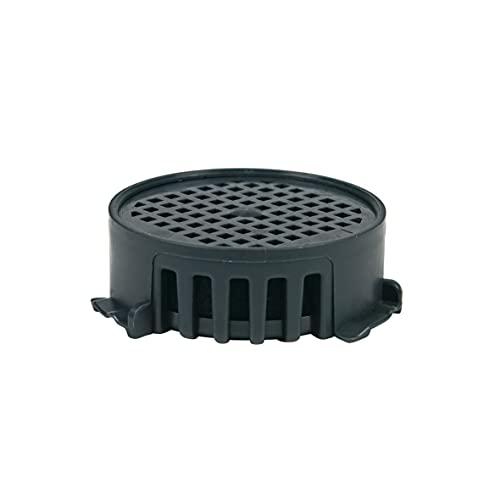Liebherr 9096342 ORIGINAL Kohlefilter Aktivkohlefilter Rundfilterpatrone Aktivkohle Filter Filterkassette Kühlschrank