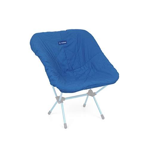 Helinox Campingstuhlbezug mit Synthetik-Isolierung für Wärme und Komfort, blau