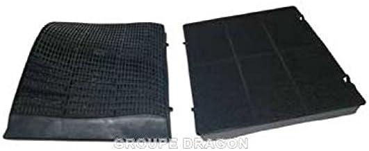 Fagor – Filtro de carbón 285 x 175 mm para campana Fagor: Amazon.es: Hogar