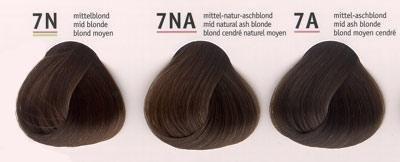 Goldwell Topchic Professionele haarkleur, 7NA medium natuur asblond, 60 ml