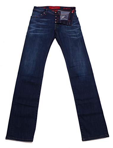 Jacob Cohën Denim Jeans Azul - Slim, azul Denim