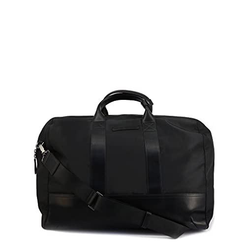 Emporio Armani bolso de viaje nuevo negro