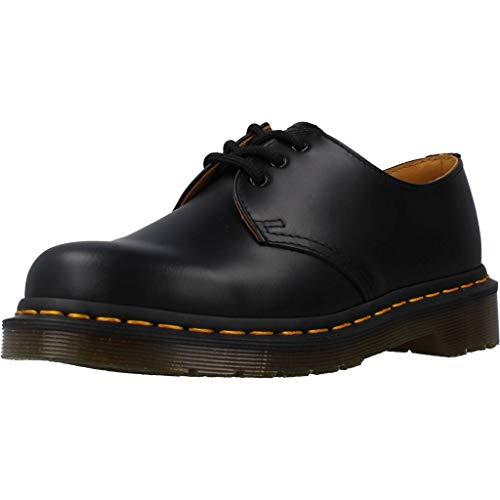 Dr. Martens 1461, Zapatos de Cordones Unisex Adulto, Negro (Black), 45 EU