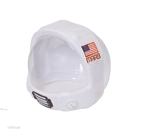 Children's Toy Space Helmet NASA Astronaut Costume Mask Hat - http://coolthings.us