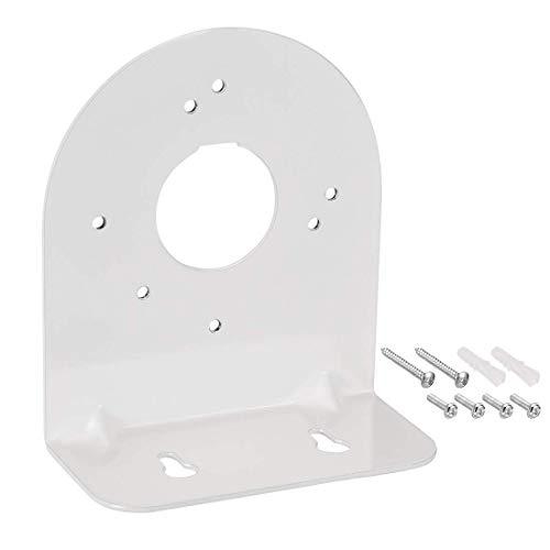 YeVhear - Soporte de montaje para cámara domo de montaje en pared exterior interior con tornillos de 50 mm de altura para sistema de vigilancia en casa