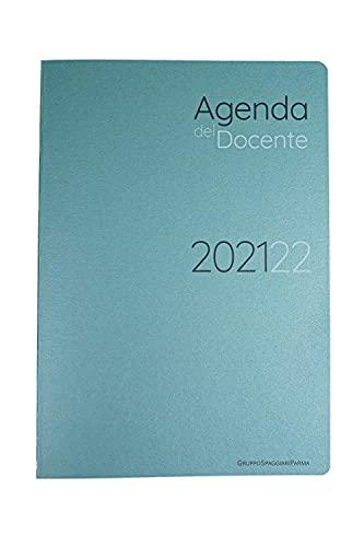 Agenda del docente mensile, anno scolastico 2021/2022, con registro 9 classi, formato 19x27. Per chi pensa in digitale: pianifica, organizza, progetta