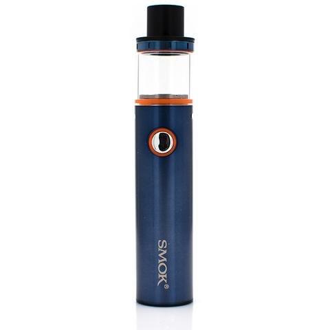 SMOK Vape Pen 22 kit 1650 mAh batería E-Cigarette (Azul) Smoktech, Este producto no contiene nicotina o tabaco