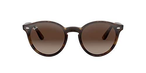 Ray-Ban 0RB4380N Gafas de sol, Light Havana, 45 Unisex