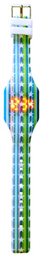 Lote de 20 Relojes Led Silicona (Niño) - Relojes con Luz Led,...