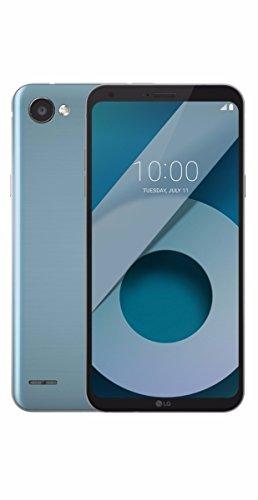 LG Q6 PRIME M700H COLOR GRIS – PANTALLA 5″ – CAMARA FRONTAL 5MPX CON GRAN ANGULAR 100° Y TRASERA 13MPX -…