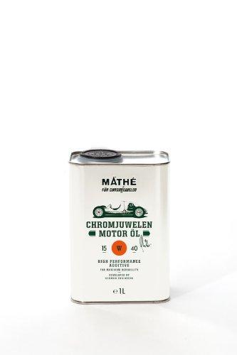 MATHÉ Chromjuwelen Motor Öl 15W-40 (1 Liter)