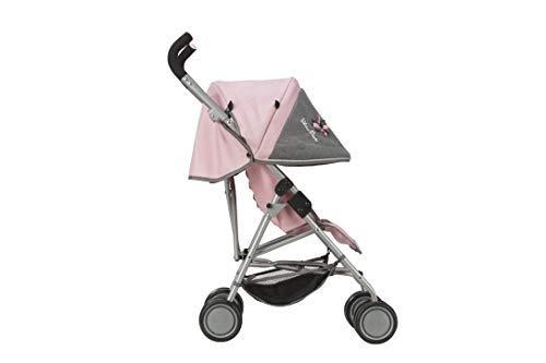 Silver Cross Silla de Paseo para muñecas Pop MAX: Tejido Vintage Pink . Recomendado para niños de 4 a 9 años.