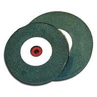 6' Green Grinding Wheel for sharpening Stump Cutter Teeth